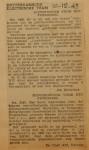 19431210-Dienstorder-2476-en-kennisgeving-353, verzameling Hans Kaper
