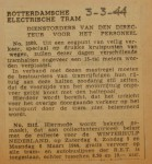 19440303-Dienstorders-2509-2512, verzameling Hans Kaper