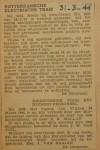 19440331-Dienstorders-2518-2520, verzameling Hans Kaper