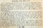 19440501 Nieuwe lijn der RET