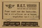 19440814-advertentie-praat-niet-met-de-bestuurder, verzameling Hans Kaper