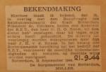 19440921-RET-directeur-Boom-ontslagen, Verzameling Hans Kaper