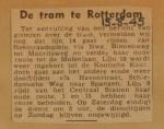 19450815-Lijn-14-weer-in-dienst, Verzameling Hans Kaper