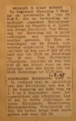 19450901-Buslijn-E-weer-in-dienst, Verzameling Hans Kaper