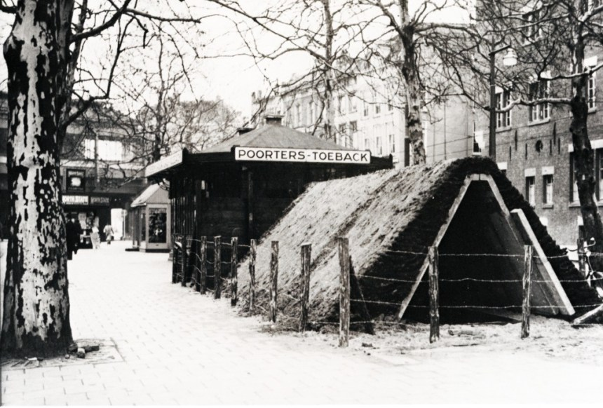 Rotterdam in mobilisatietijd 1939-1940 (1992)
