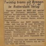 19460626-20-trams-terug-uit-Bremen, Verzameling Hans Kaper