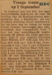 19470829-Vroege-trams-op-1-september, Verzameling Hans Kaper
