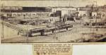 19480226 Hofplein de tram omgelegd