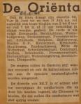 19490624-De-Orienta, Verzameling Hans Kaper