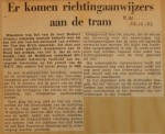 19521223-Richtingaanwijzers-voor-de-tram, Verzameling Hans Kaper