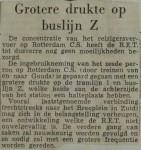 19531006-Grotere-drukte-op-lijn-Z, Verzameling Hans Kaper