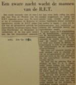 19540424-Zware-nacjt-wacht-RET-mannen, Verzameling Hans Kaper