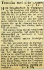 19540730 Tramlus met drie armen