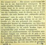 19540909 Het nieuwe tarief