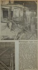 19551119-Bietenwagen-tegen-tram-ahr-1019, Verzameling Hans Kaper