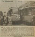 19551122-Twee-trams-gebotst, Verzameling Hans Kaper
