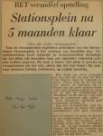 19600414-Stationsplein-na-5-maanden-klaar