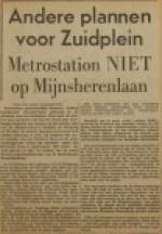 19601221-A-Andere-plannen-voor-Zuidplein-HVV