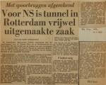 19630111-Voor-NS-staat-tunnel-in-Rotterdam-vast-HVV