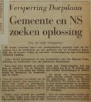 19630605-Versperring-Dorpslaan-HVV