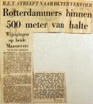 19630712 RET streeft naar beter vervoer