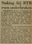 19631116-Staking-bij-RTM-even-onderbroken-AD