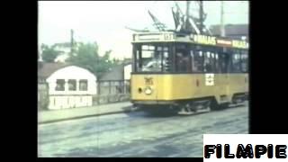 De elektrische tram tussen 1945 en 1985