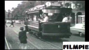 electric tramways Netherlands Rotterdam after 1955.mkv