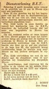 19660405 Dienstverlening RET.