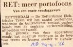 19660924 Meer portofoons. (AD)