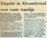19680118 Enquete in Alexanderstad over route tramlijn