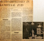 19680220 Metro-impressies in kunstzaal Zuid