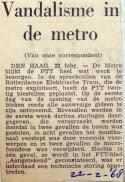 19680222 Vandalisme in de metro