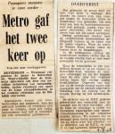 19680702 Metro gaf het twee keer op