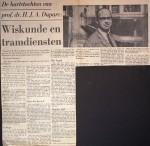 19680812 Wiskunde en tramdiensten. (HVV)
