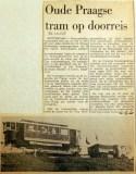 19680826 Oude Praagse tram op doorreis (RN)