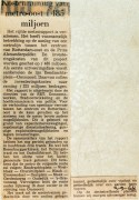 19680904 Kostenraming metro-oost 485 miljoen