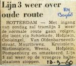 19680913 Lijn 3 weer over oude route (RN)