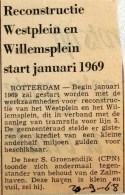 19680920 Reconstructie Willemsplein en Westplein