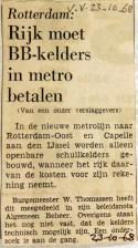 19681023 Rijk moet BB-kelders in metro betalen (HVV)