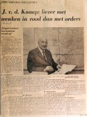 19681025 Ir. J. v.d. Knaap wenken in rood