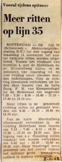19681108 Meer ritten op lijn 35