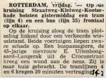 19690214 Botsing tram en bus Straatweg