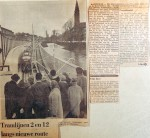 19690401 Tramlijnen 2 en 12 langs nieuwe route