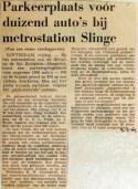 19690509 Parkerplaats voor 1000 auto's bij Slinge