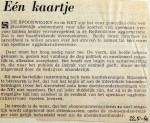 19690522 Een kaartje