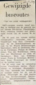 19690528 Gewijzigde busroutes.
