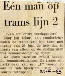 19690621 Een man op trams lijn 2