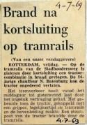 19690704 Brand na kortsluiting in tramrails