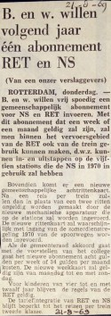 19690821 Een abonnement RET en NS